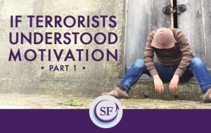 What if Terrorists Understood the True Nature of Motivation? Part 1 post image