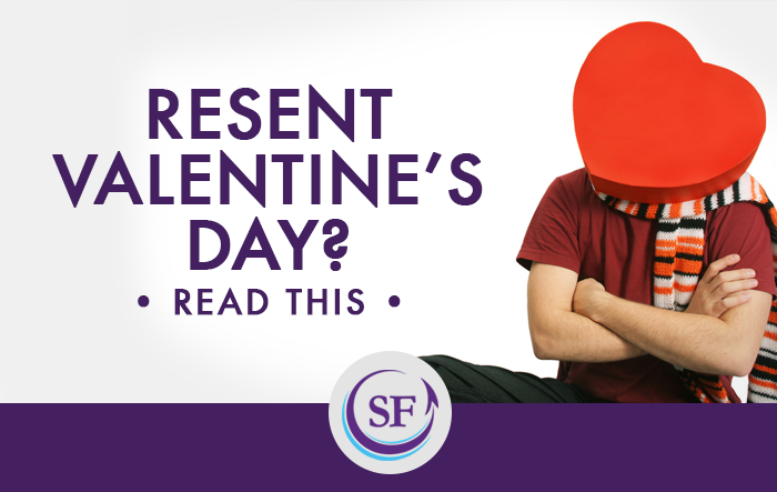 Resent Valentine's Day? Read This post image