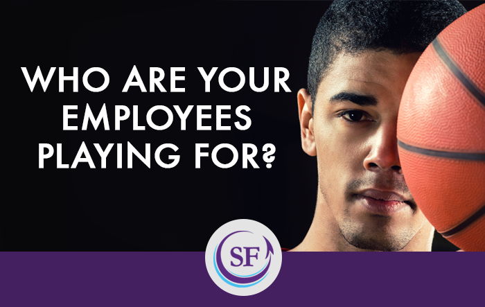 Who Are Your Employees Playing For?