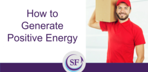 How to Generate Positive Energy