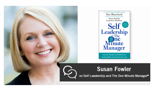 Self Leadership and The One Minute Manager post image