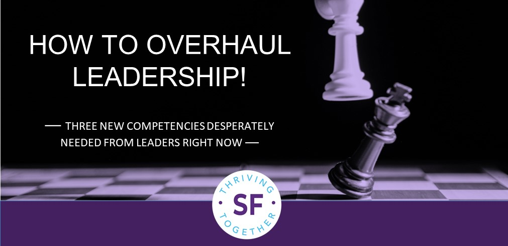 How to Overhaul Leadership post image