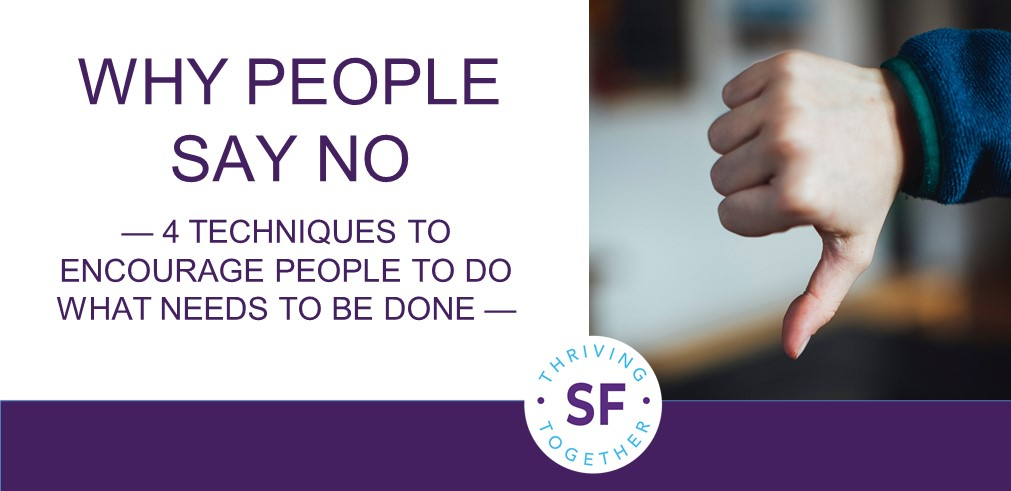 4 Ways to Encourage People to Do What Needs to Be Done post image